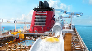 Disney Dream AquaDuck Slide