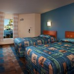 Pop Century 2 Double Guestroom