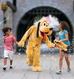 Disney Visa Kids Stay, Play, Dine for Free