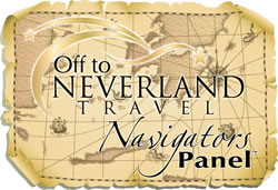 Off to Neverland Navigators Panel