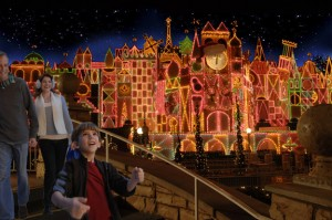 """""""it's a small world"""" holiday"""