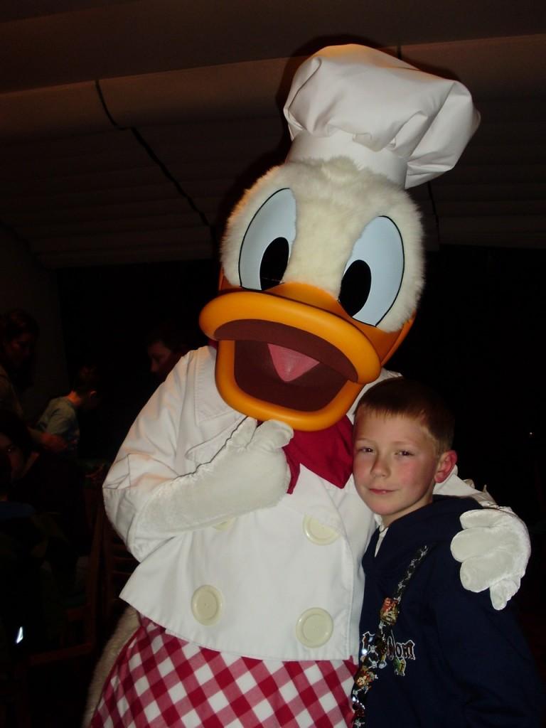 Walt Disney World Dietary Restrictions