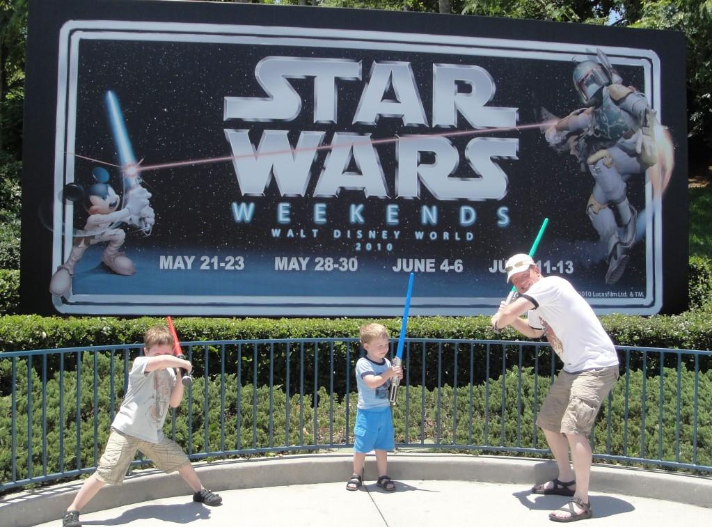 Star Wars Weekend- Disney's Hollywood Studios