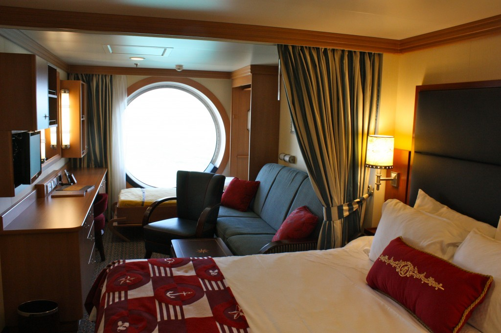 Disney Cruise Line Staterooms