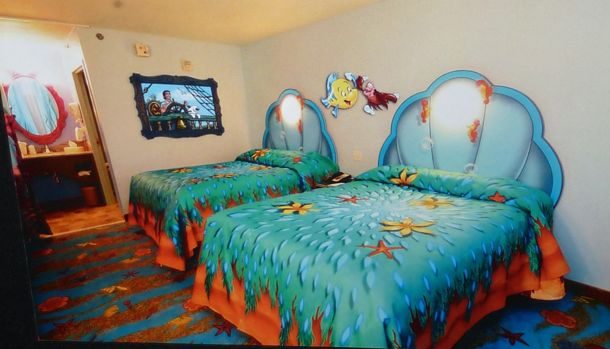 Disney S Art Of Animation Resort Off To Neverland Travel