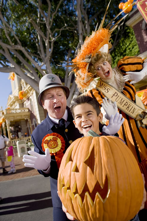 Disney Halloween Vacation