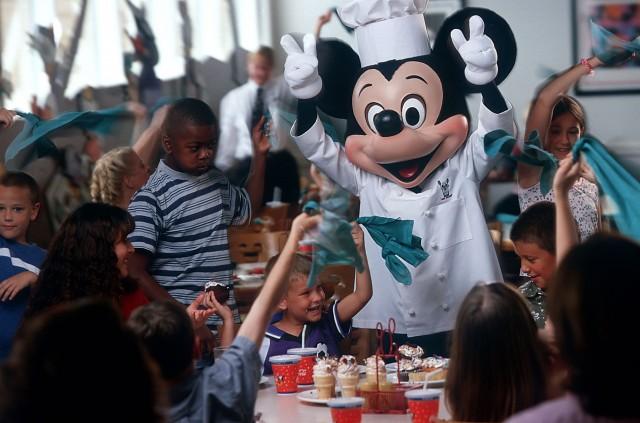 Disney Visa Free Dining
