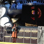 The Main Stage hosts several Star Wars related shows