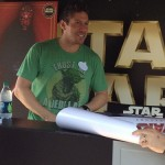 Ray Park (Darth Maul) meet-and-greet