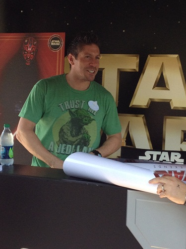 Ray park darth maul meet and greet off to neverland travel ray park darth maul meet and greet m4hsunfo