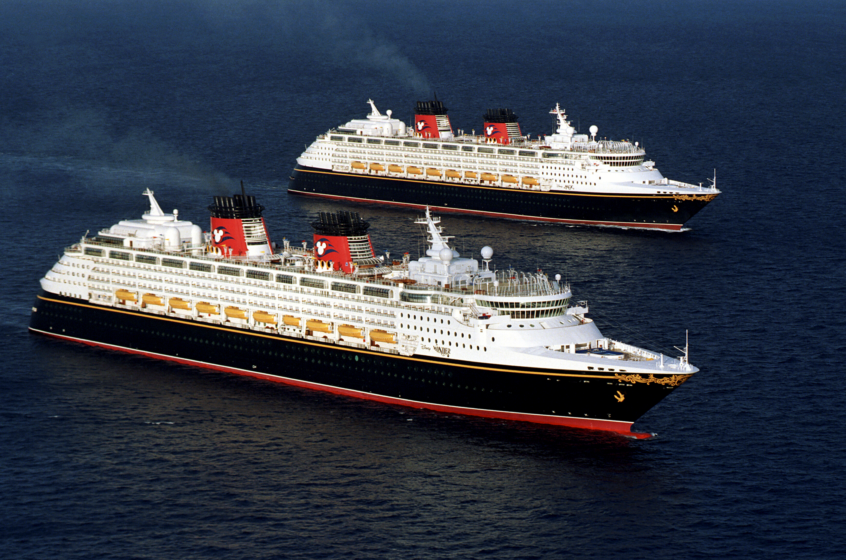 Late 2013 Itineraries Now Available For Disney Magic
