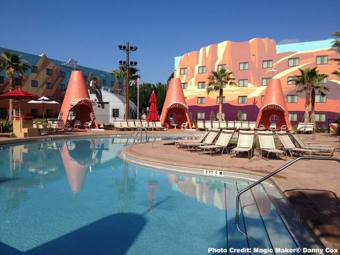 Photos of Cars Family Suites – Disney's Art of Animation Resort ...