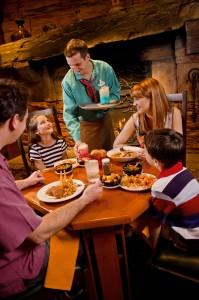 Disney FREE Dining 2012