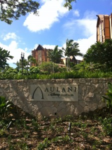 Aulani, a Disney Resort & Spa.