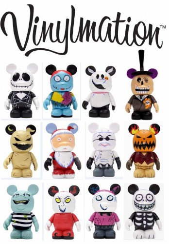 Nightmare Before Christmas Vinylmation