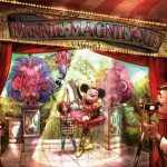 Minnie Magnifique (Minnie Mouse as a circus star)
