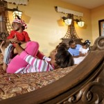 Pirate Room at Disney's Caribbean Beach Resort
