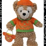 Halloween Duffy Plush