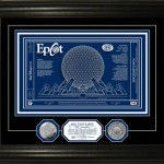 30th Anniversary Framed Coin Set