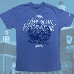 World Showcase American Adventure Shirt