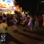 Many favorite Disney characters and villains are part of the Boo to You Parade