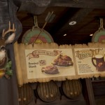 Some of the food offerings at Gaston's Tavern