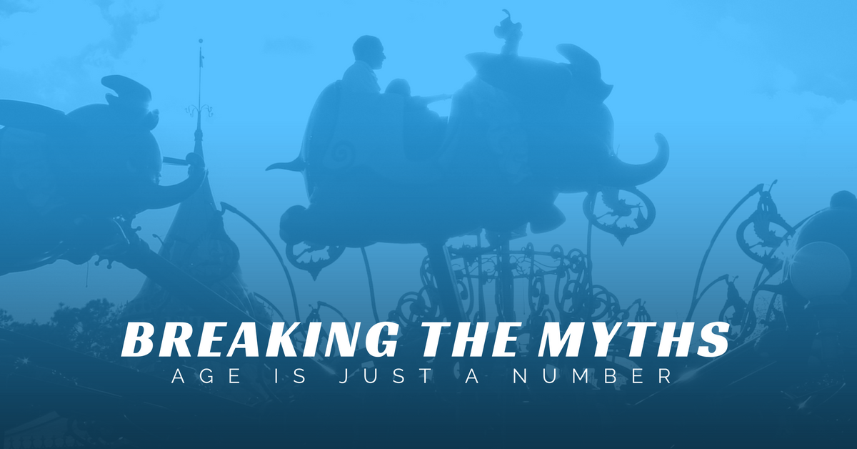BREAKING THE MYTHS AGE