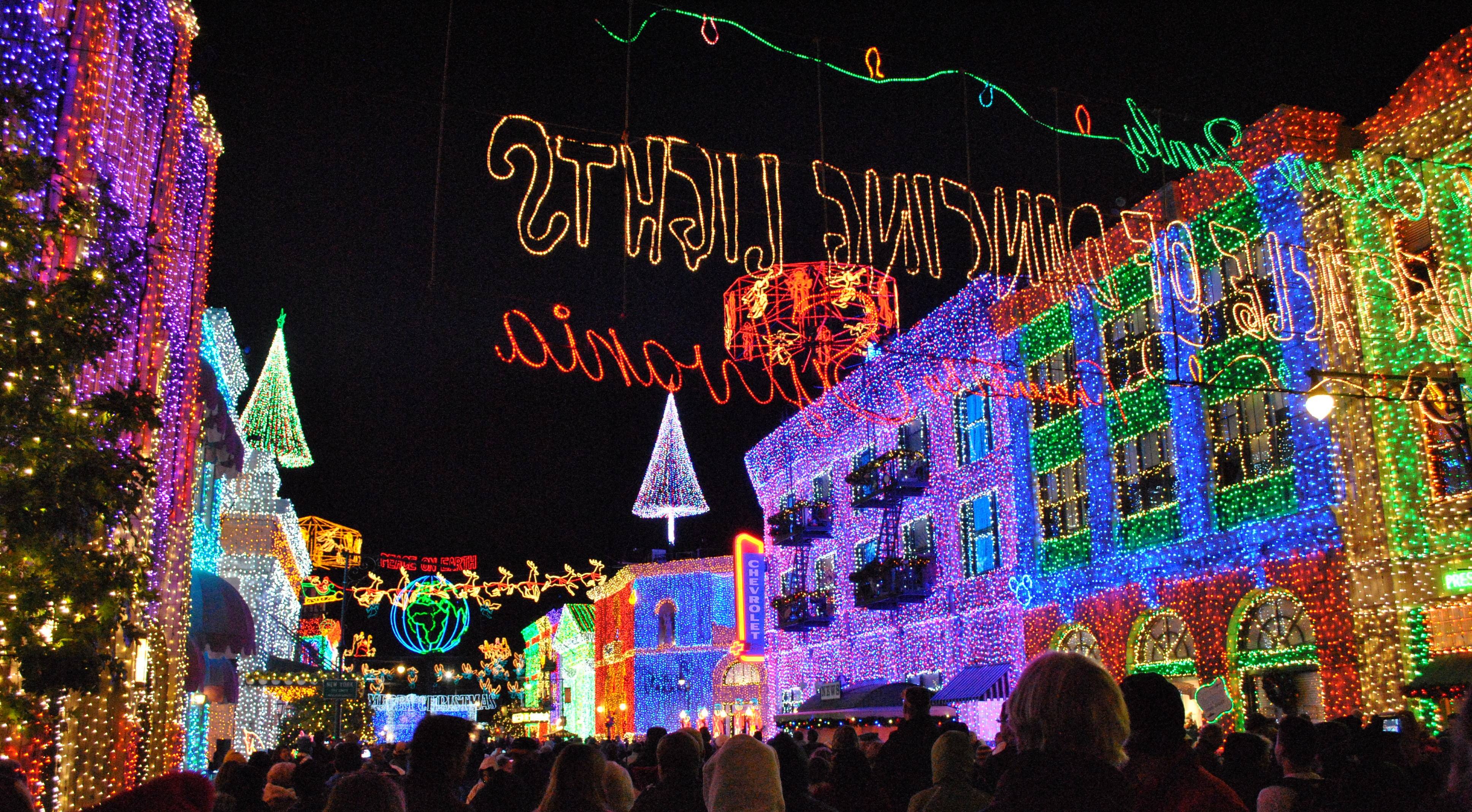 This Year S Osborne Family Spectacle Of Dancing Lights A