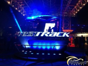 New Test Track® Marquee