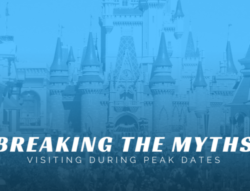 Breaking the Myths – Visiting During Peak Dates