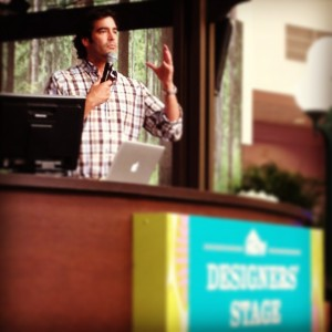 Carter Oosterhouse at Flower and Garden Festival