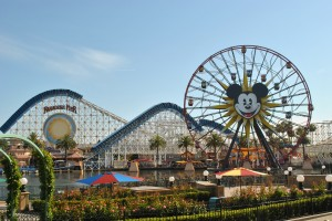 Disney California Adventure Paradise Pier