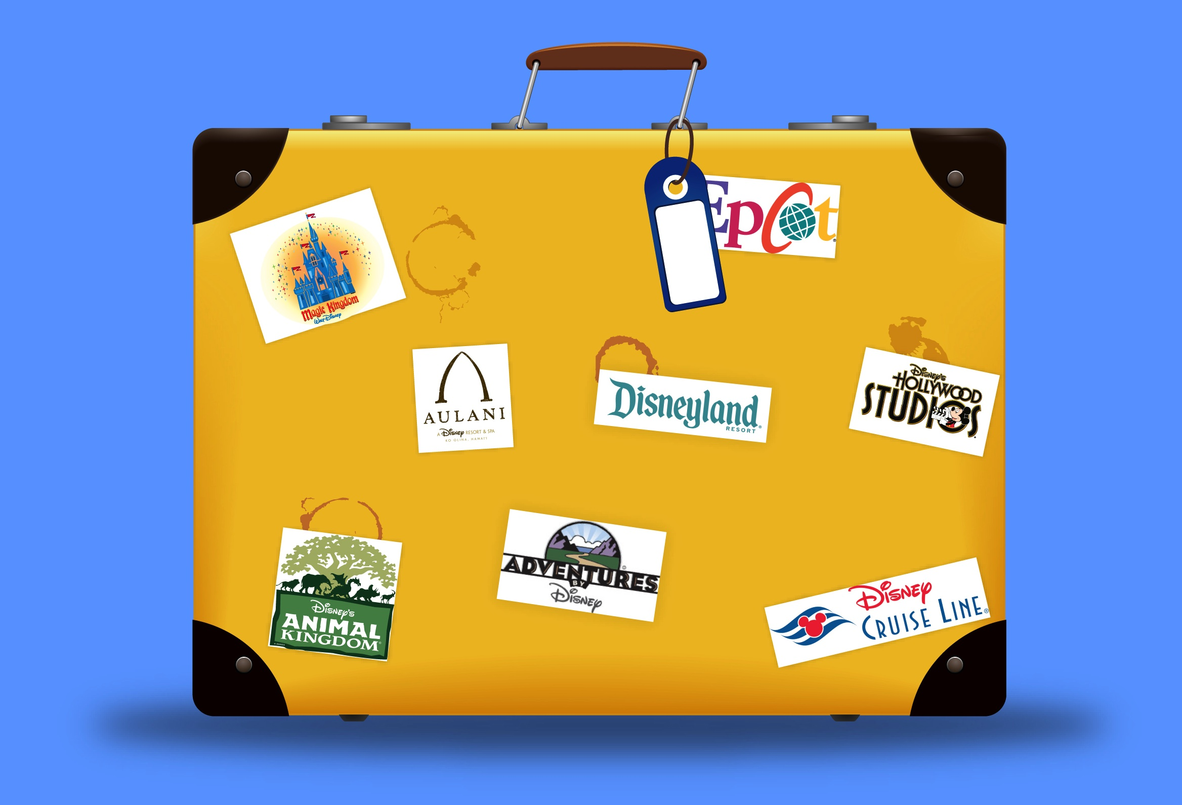 By The Numbers 6 Disney Vacation Must Pack Items Off