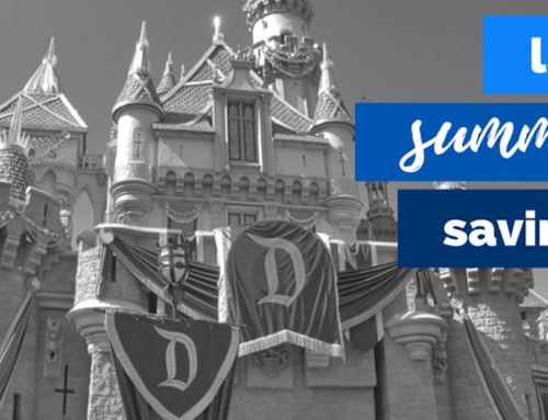 Late Summer Savings at Disneyland® Resort