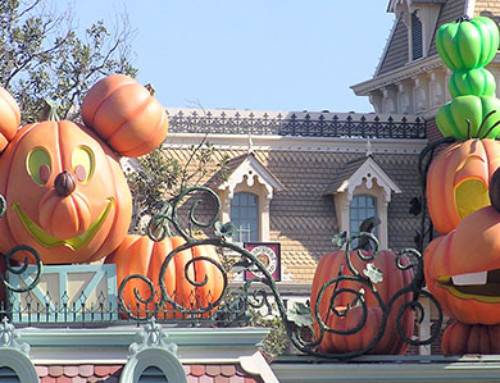 2016 Mickey's Halloween Party Dates Announced for Disneyland® Park