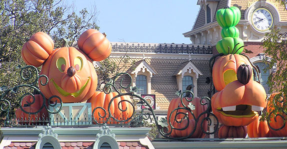 HalloweenTime at Disneyland® Resort