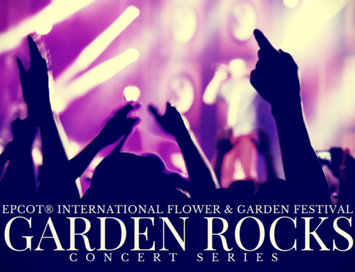2017 'Garden Rocks' Concert Series Lineup Announced