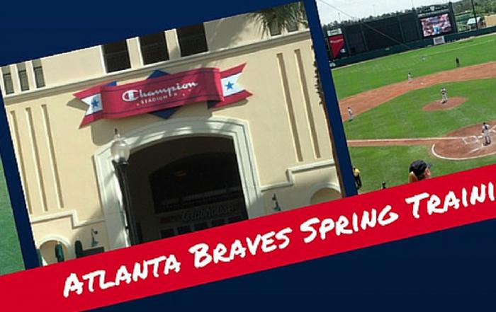 Atlanta Braves 2015 Spring Training Begins