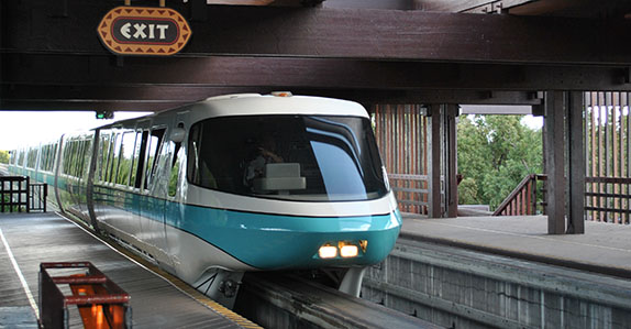 Walt Disney World® Monorail System