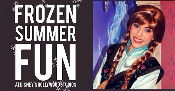 Frozen Summer Fun at Disney's Hollywood Studios®