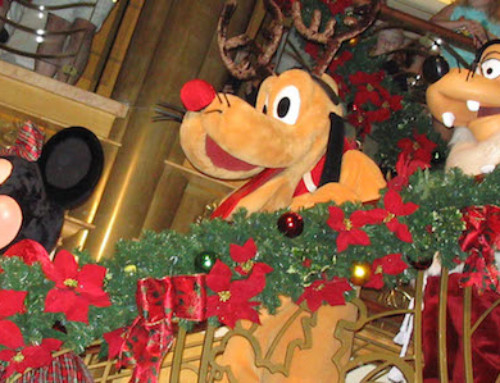Holidays at Sea Aboard Disney Cruise Line