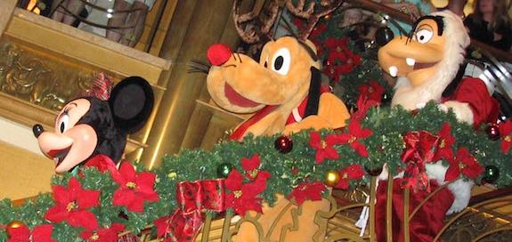 Christmas on Disney Cruise Line®