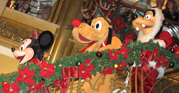 Christmas on Disney Cruise Line®