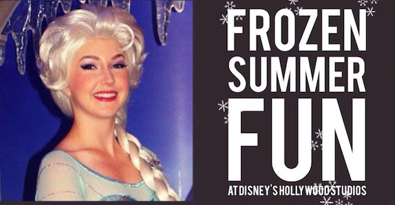 """Frozen Summer Fun Premium Package"" Now Available for Booking"
