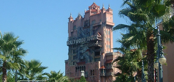 Tower of Terror™ at Disney's Hollywood Studios