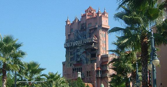 Tower of Terror™ at Disney's Hollywood Studios