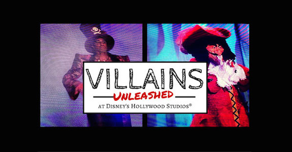 Villains Unleashed at Disney's Hollywood Studios®