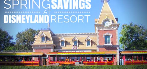 Spring Savings at Disneyland® Resort