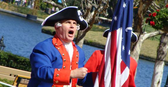 Spirit of America Fife & Drum Corps