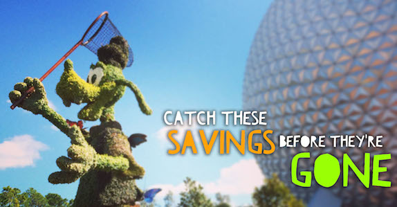Early 2015 Walt Disney World® Room Discount